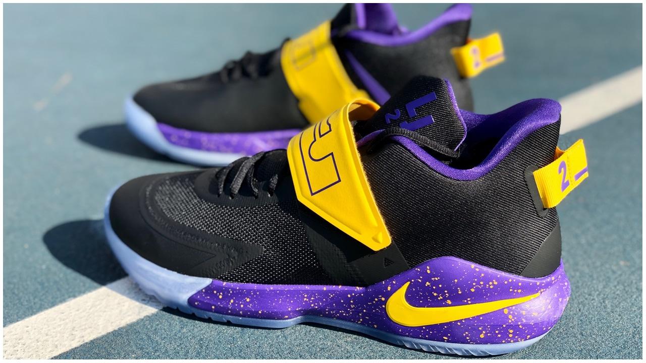 Nike LeBron Ambassador 12