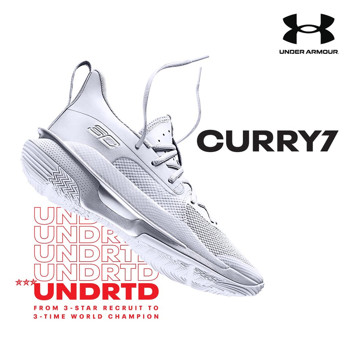 Under Armour Curry 7 'UNDRTD' ICON