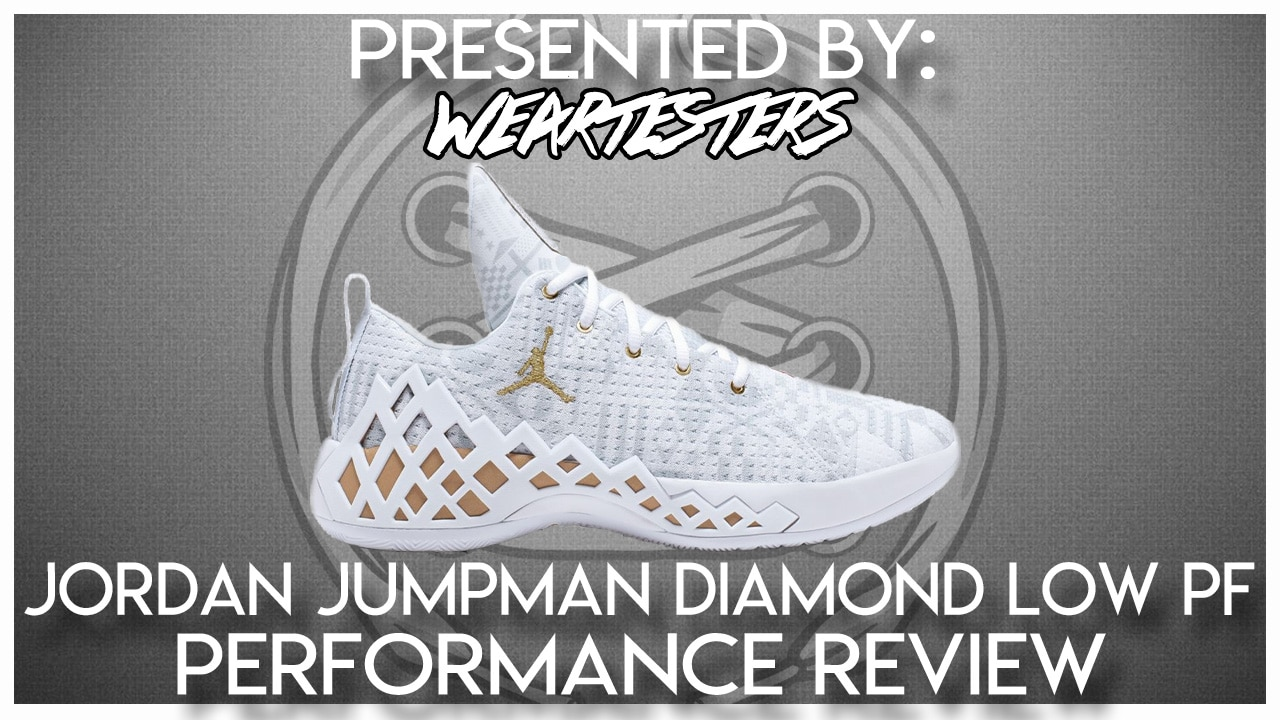 jumpman diamond mid pf