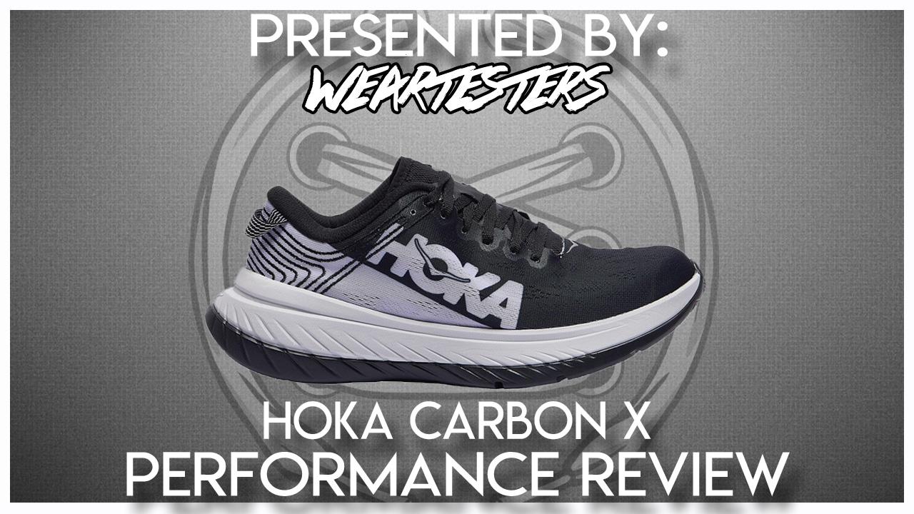 Hoka Carbon X Featured Image
