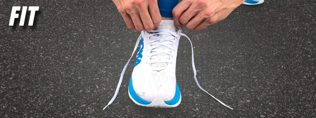 Hoka Carbon X Fit Section