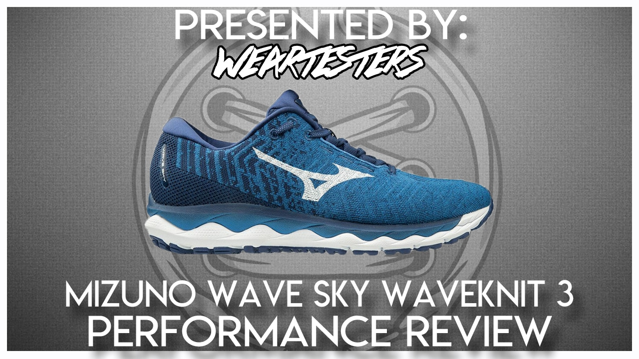 mizuno wave sky 2 fit youtube