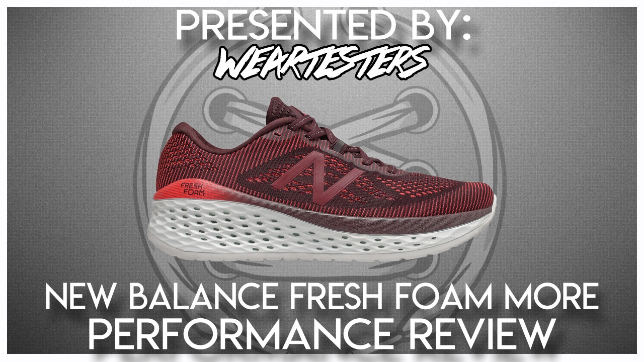 New Balance Fresh Foam More Featured Image