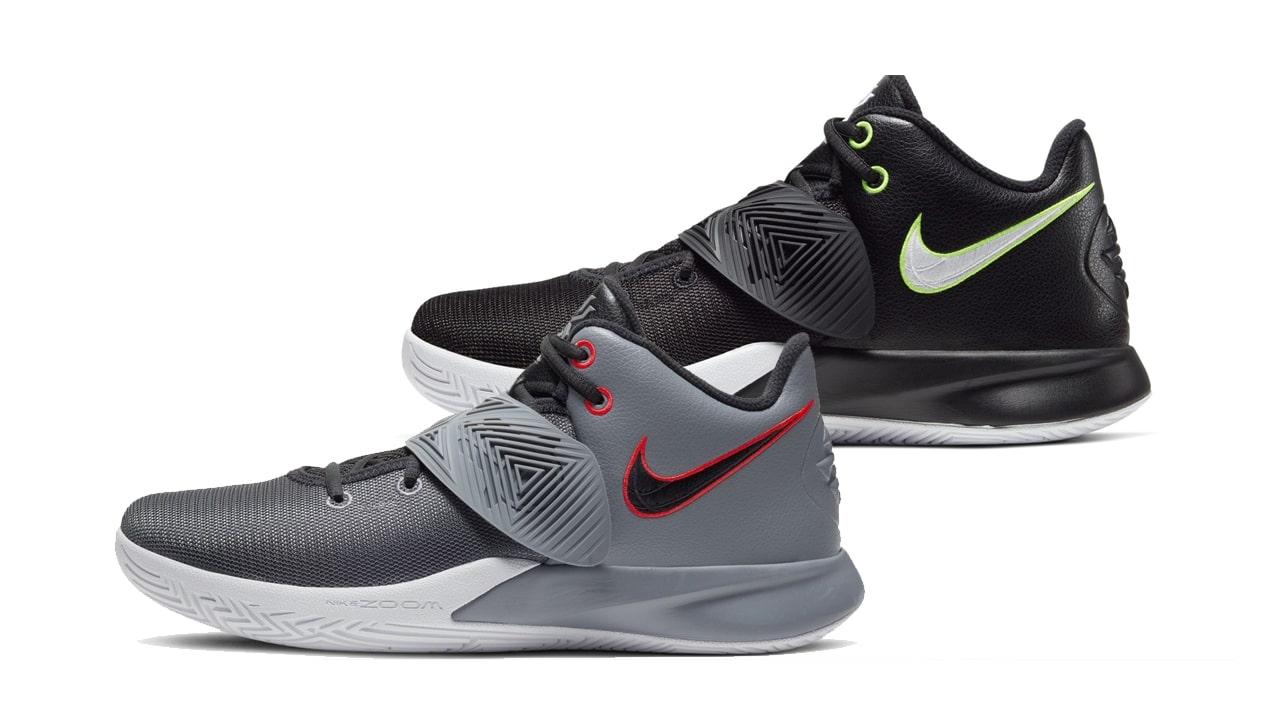 El otro día de múltiples fines Socialismo  A First Look at the Nike Kyrie Flytrap 3 - WearTesters