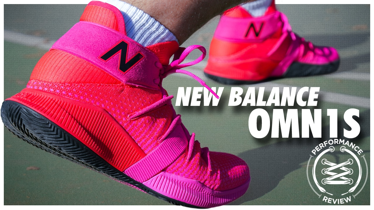 New Balance OMN1S Featured Image