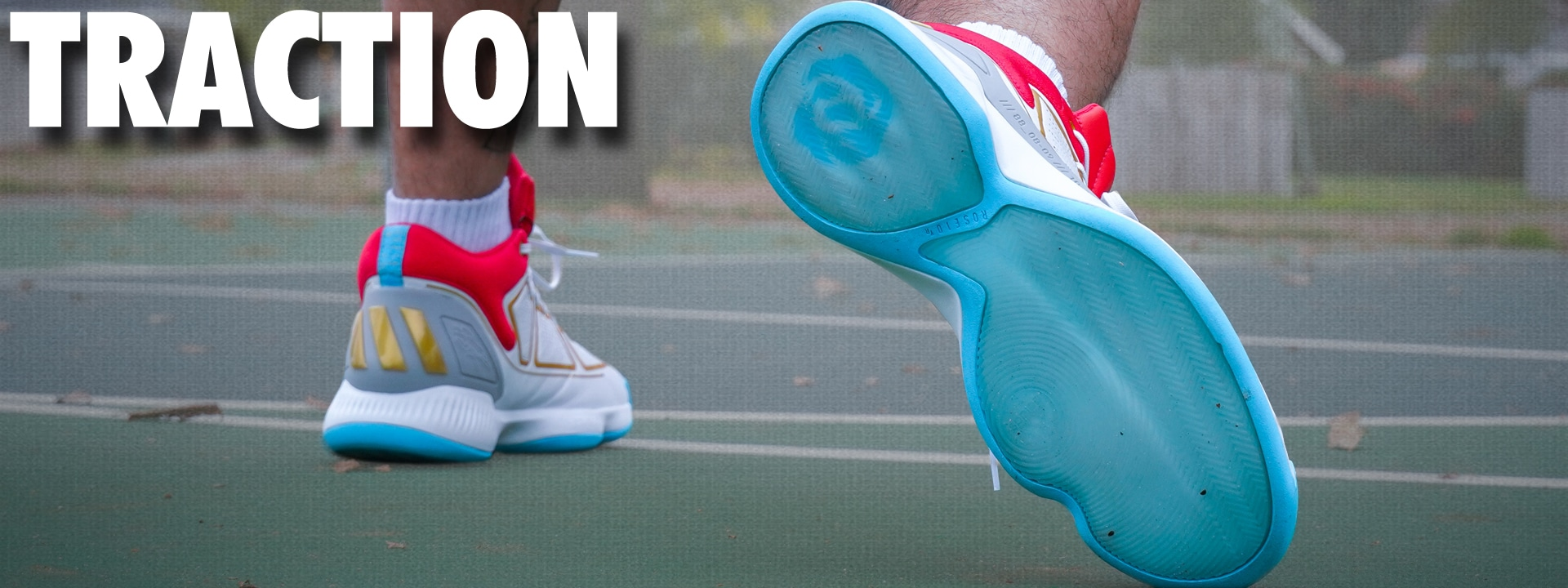 adidas D Rose 10 Performance Review WearTesters