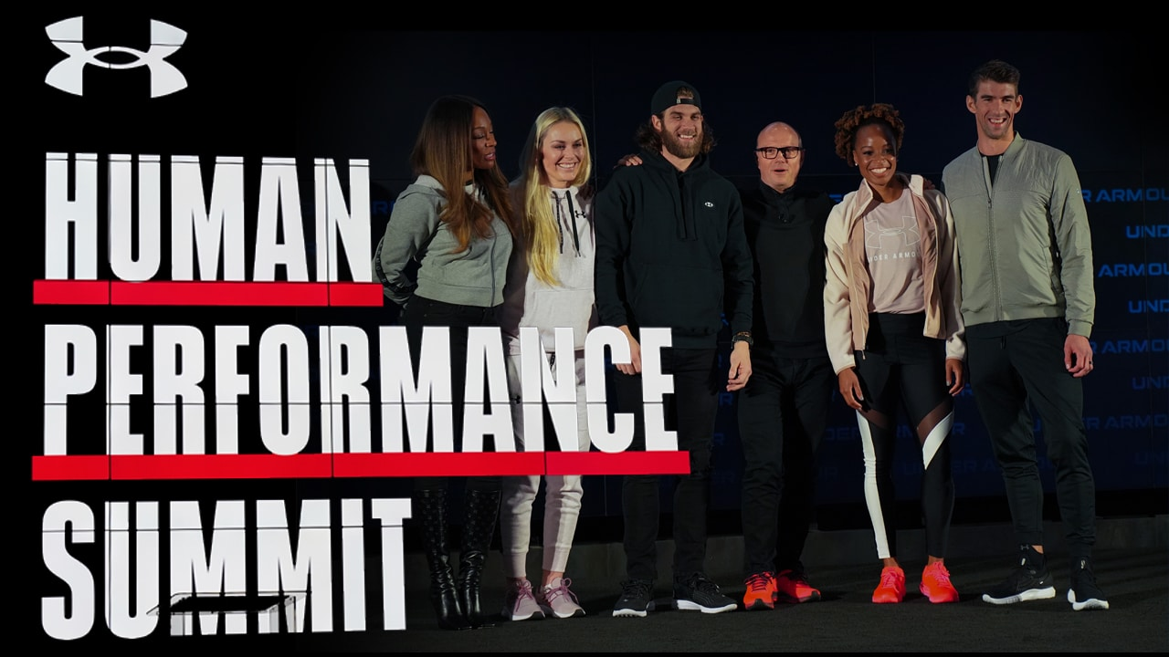Under Armour Human Performance Summit Featured Image