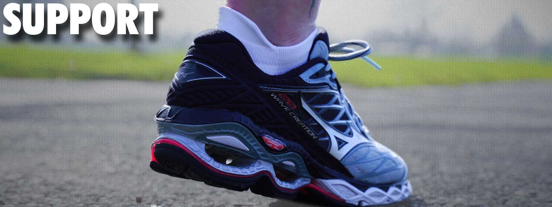 Mizuno Wave Creation 20 Support