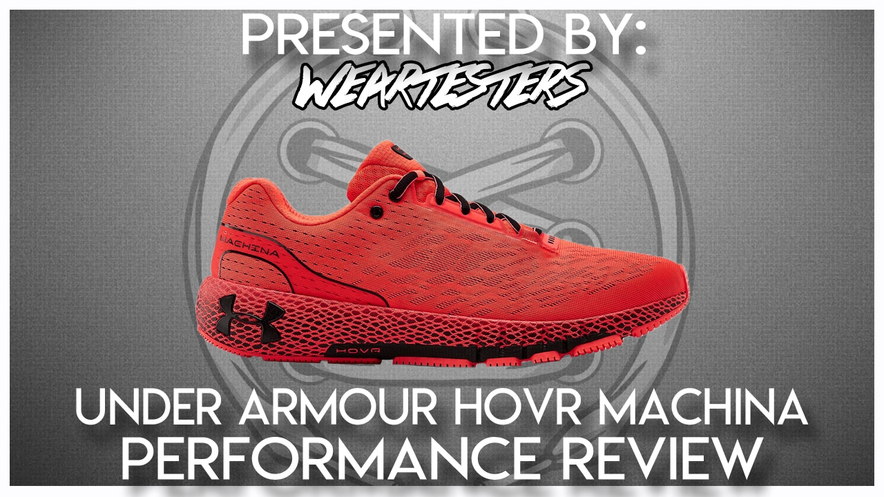 Under Armour HOVR Machina Performance Review