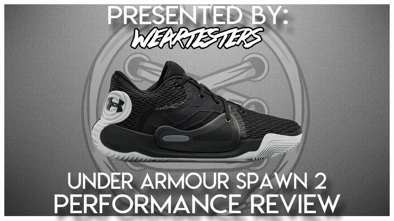 Una efectiva Custodio seguridad  Under Armour Spawn 2 Performance Review - WearTesters