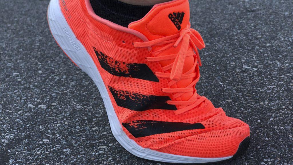 Adidas RC 2 Materials