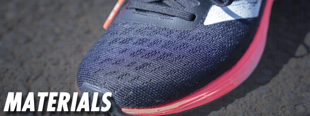 adidas SL20 Materials