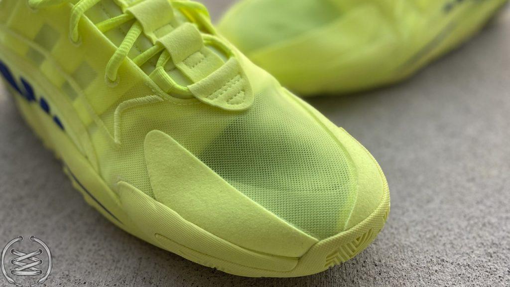 adidas Crazy BYW X 2.0 mesh and felt