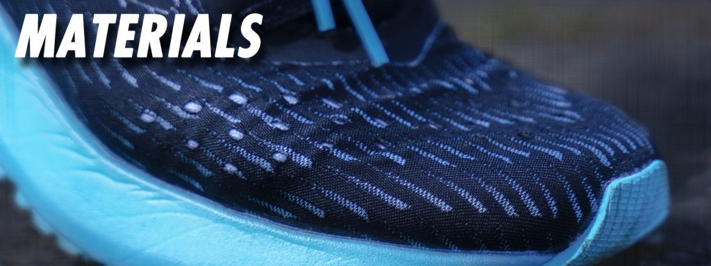 Brooks Hyperion Tempo Materials