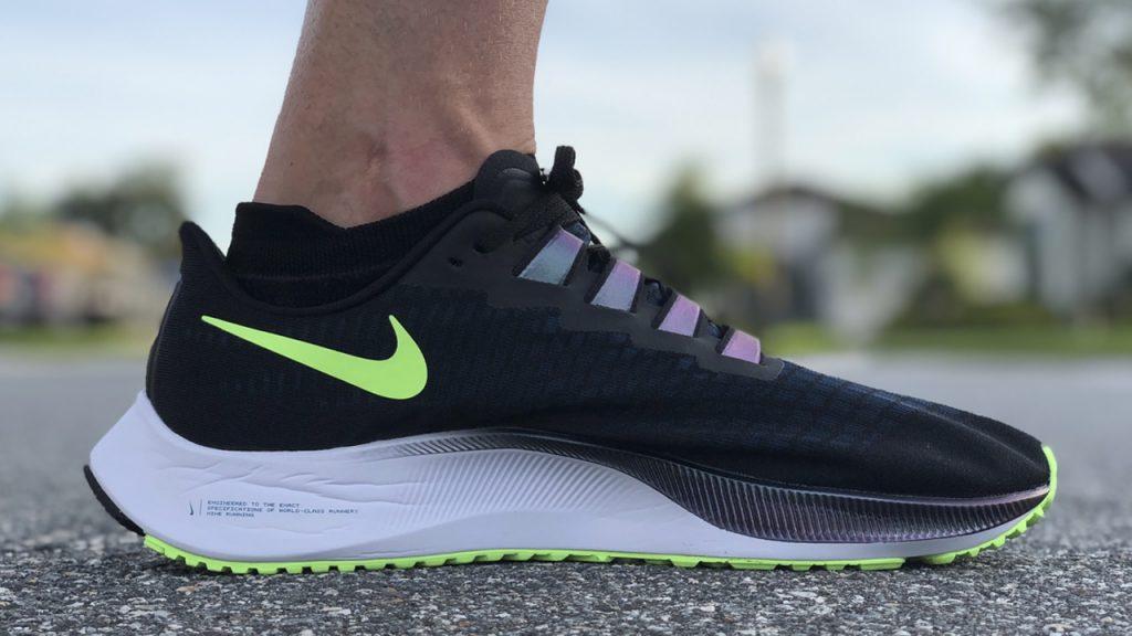 Nike Pegasus 37 medial side