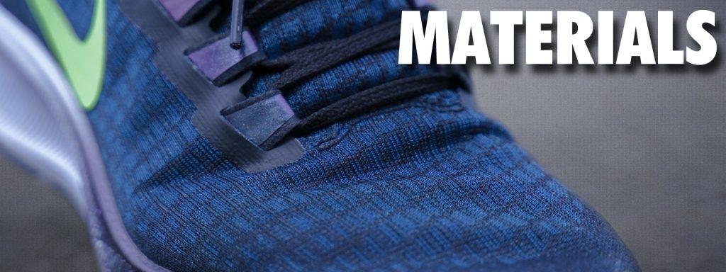 Nike Pegasus 37 Materials
