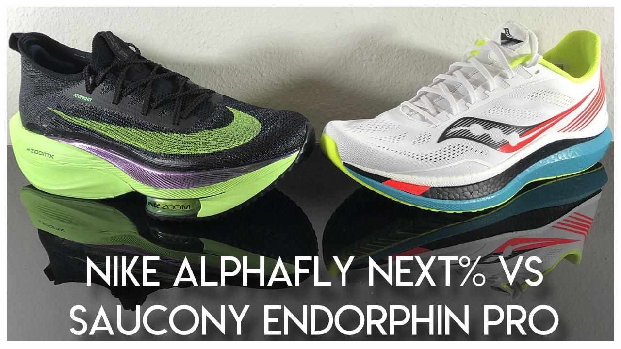 Next% vs Saucony Endorphin Pro