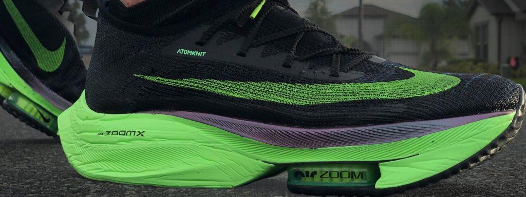 Nike Alphafly Next% Materials