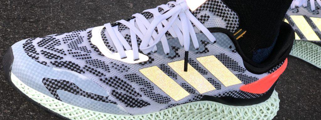 adidas 4D Run 1.0 Materials