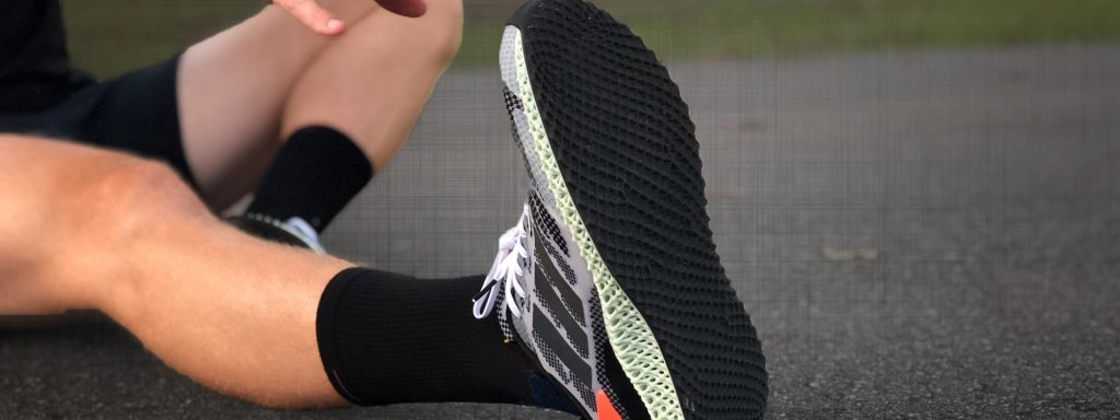 adidas 4D Run 1.0 Traction