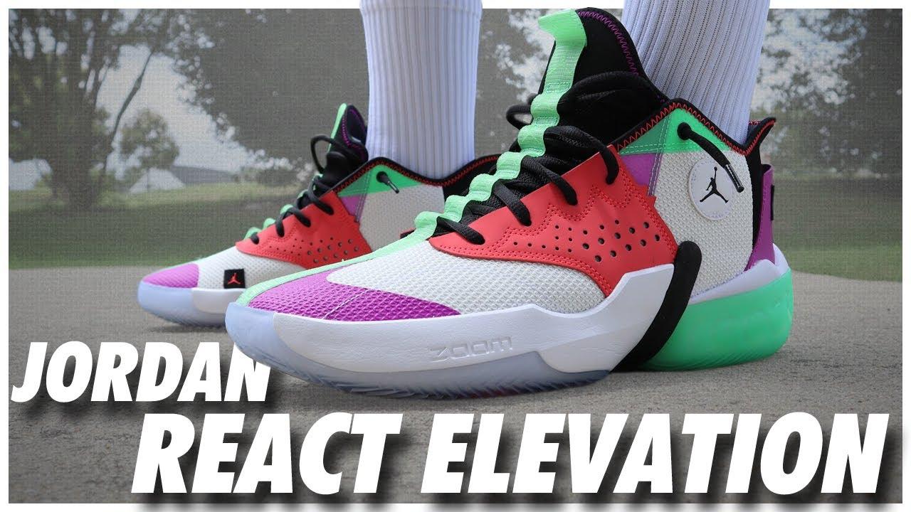 Jordan React Elevation