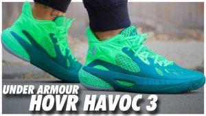 Under Armour HOVR Havoc 3