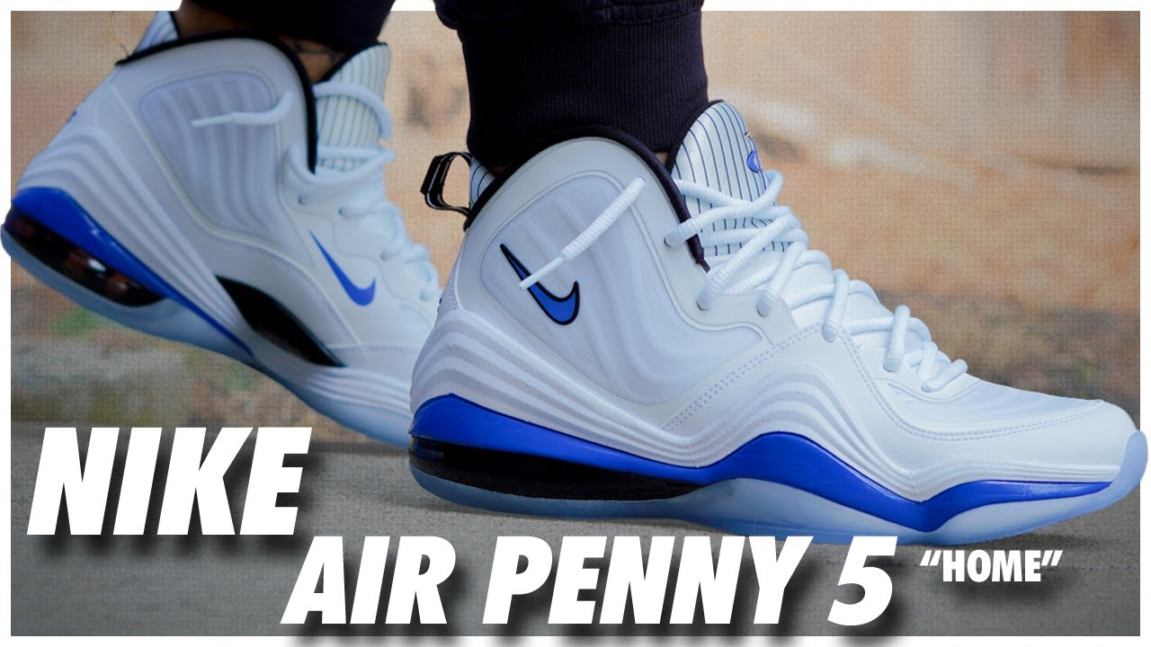 Nike Air Penny 5 Home