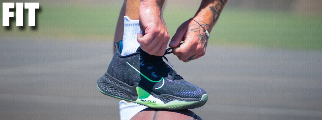 Nike Zoom BB NXT Fit
