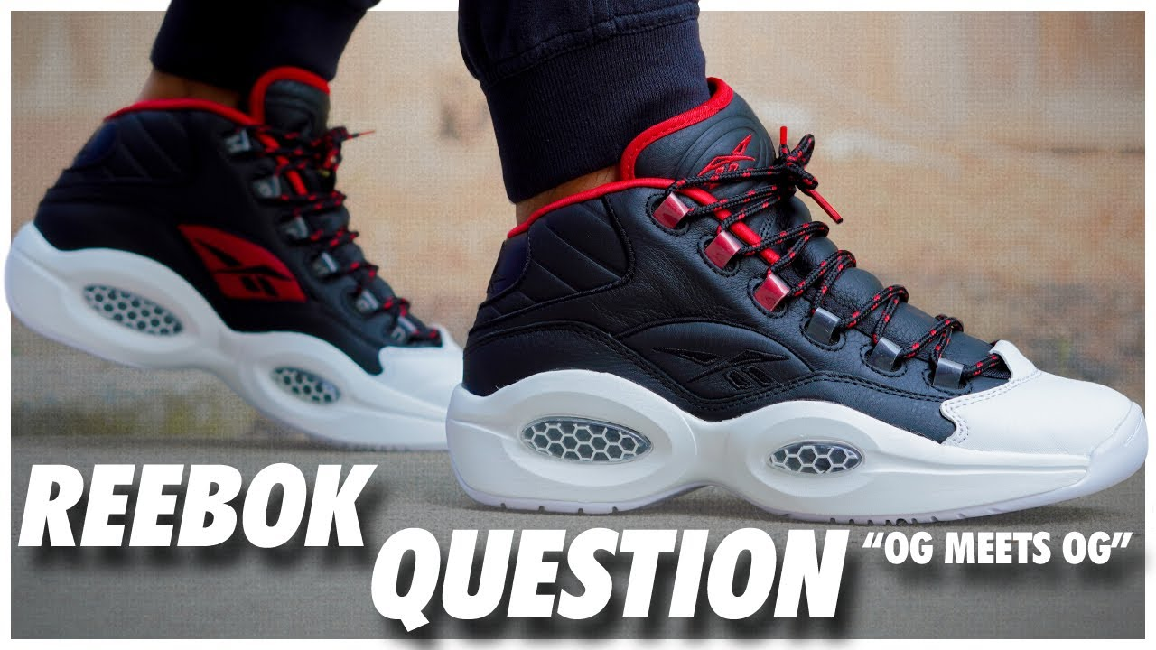 Reebok Question x Adidas Harden
