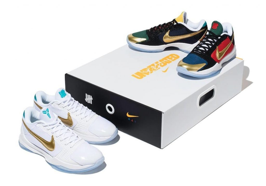 Nike Kobe 5 Protro Undefeated What If Release Info