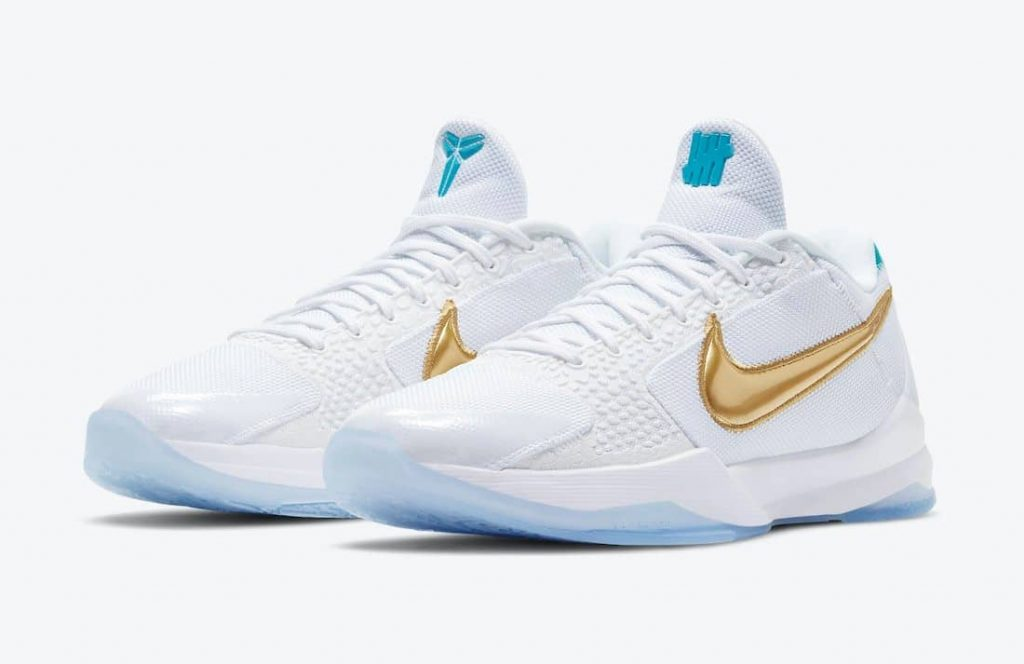 Undefeated Nike Kobe 5 Protro What If DB5551-900 Release Date
