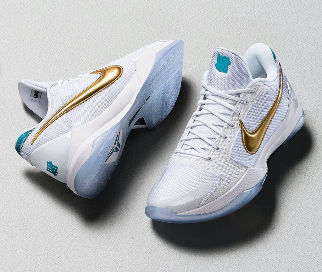 Undefeated Nike Kobe 5 Protro Unlucky 13 DB4796-100 Release Date