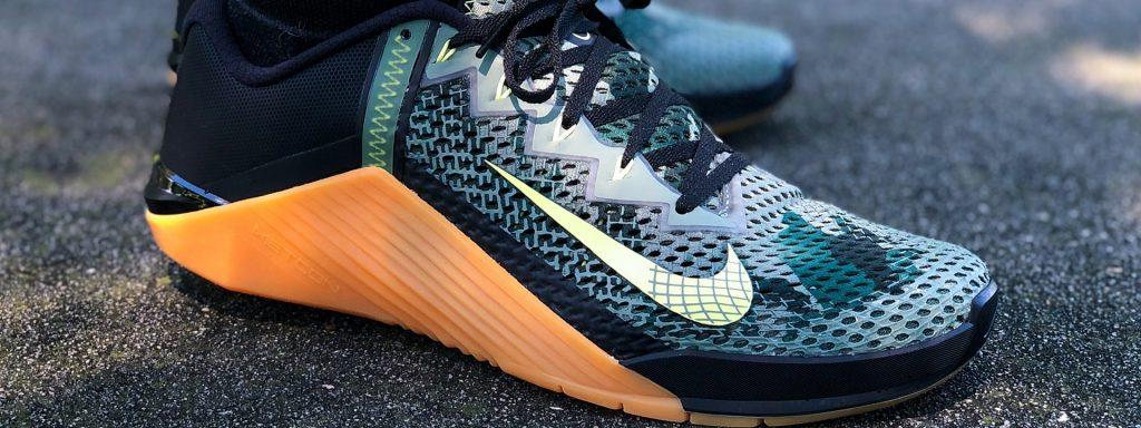 Nike Metcon 6 Materials