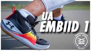 Uner Armour Embiid 1 performance review