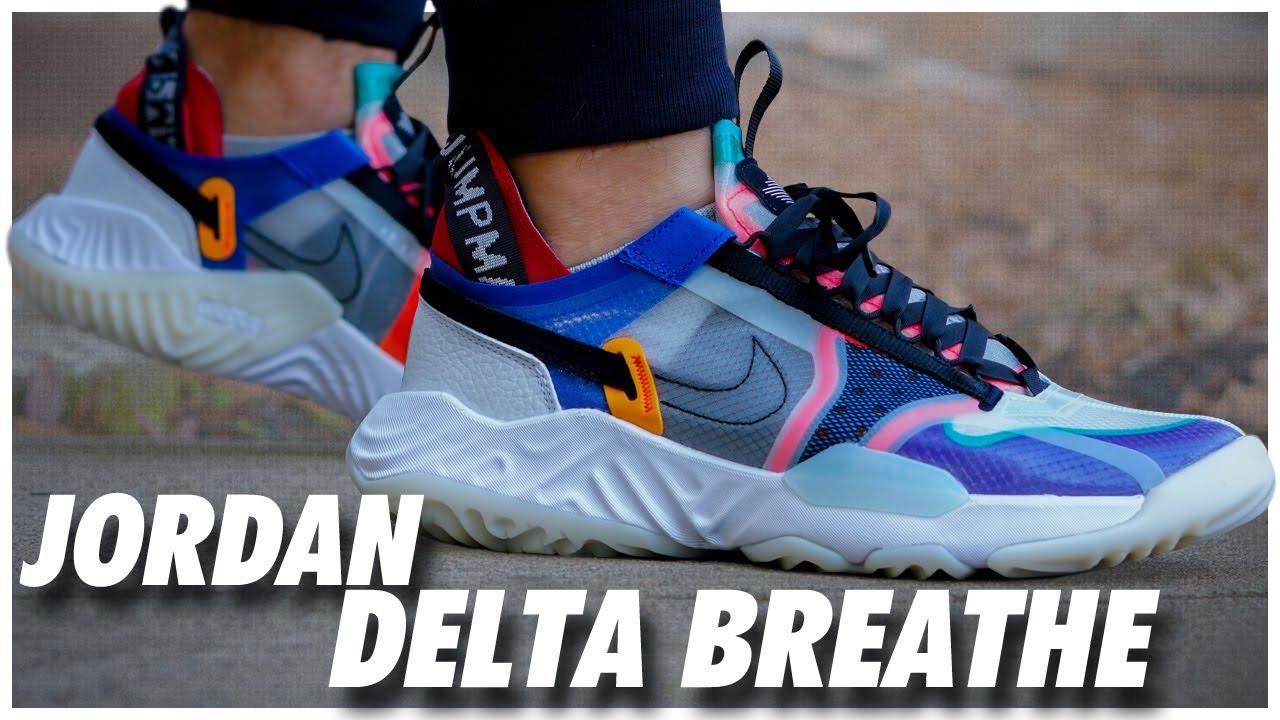 Jordan Delta Breathe