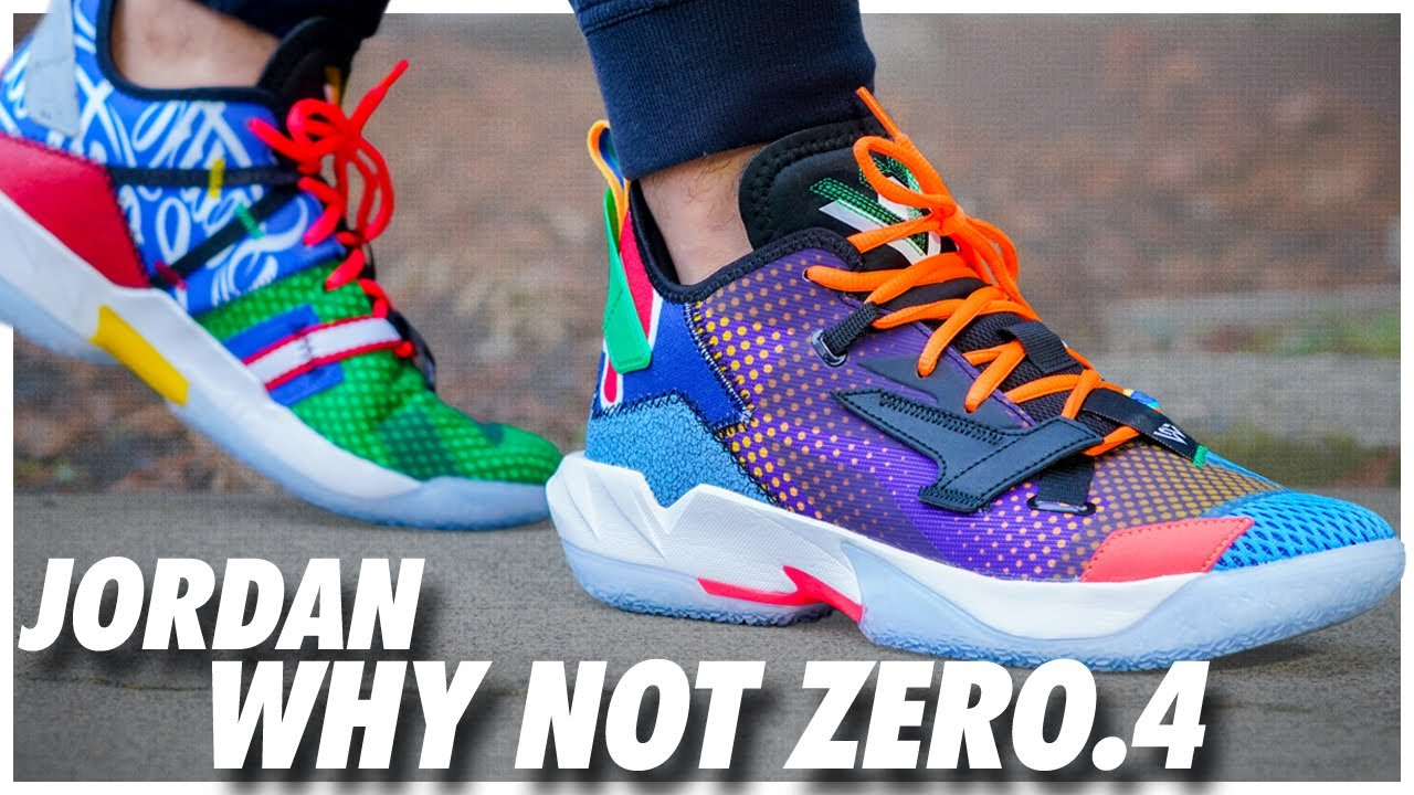 Jordan Why Not Zer0.4