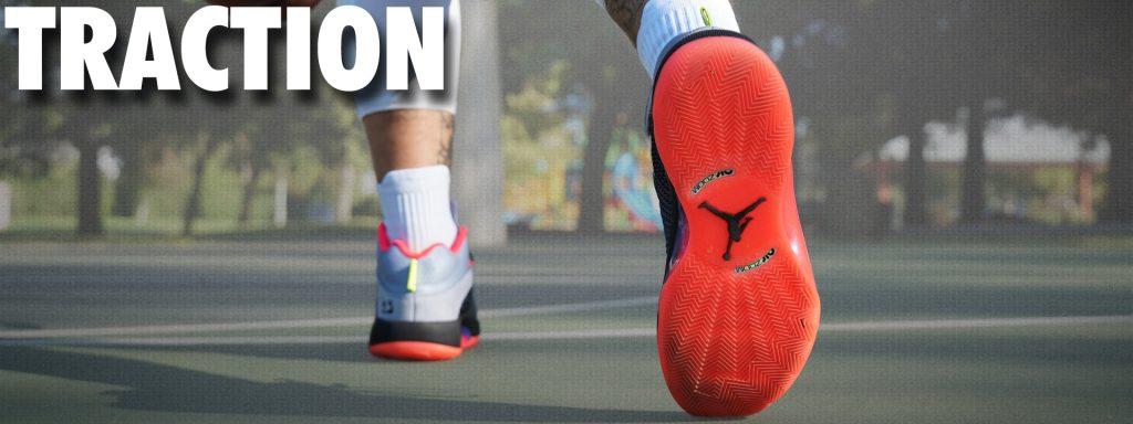 Jordan 35 Traction