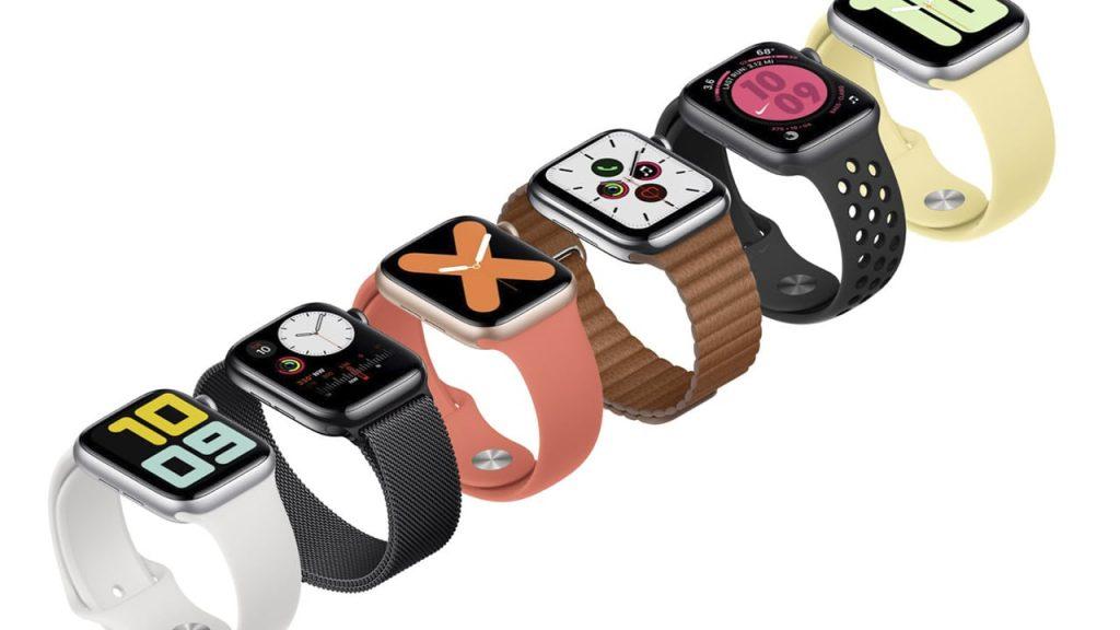 Apple Watch Series 5 - Best Wearables of 2020