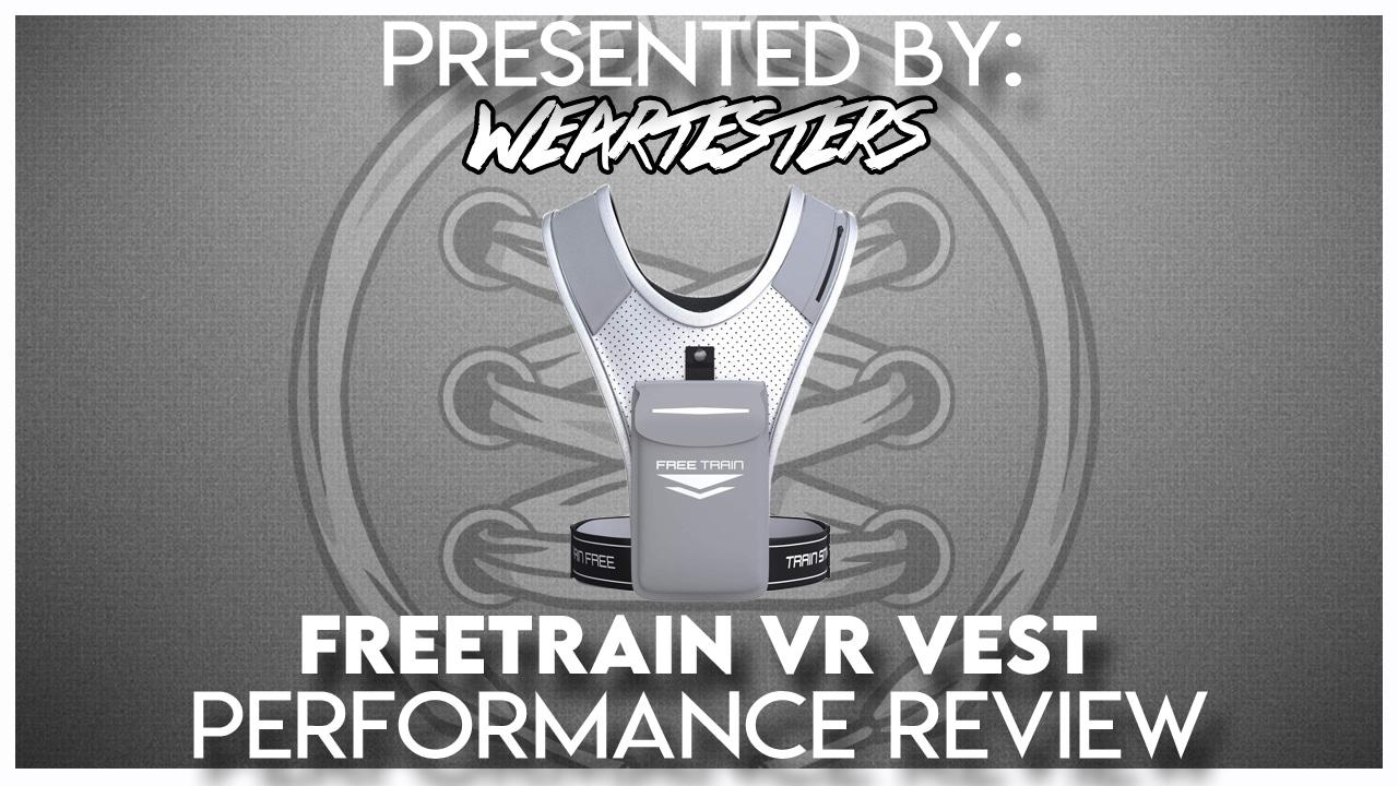 Freetrain VR Vest