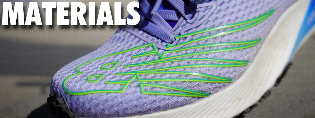 New Balance FuelCell RC Elite Materials