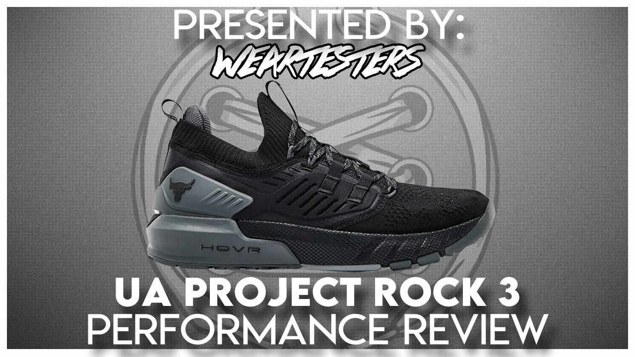 UA Project Rock 3 Performance Review