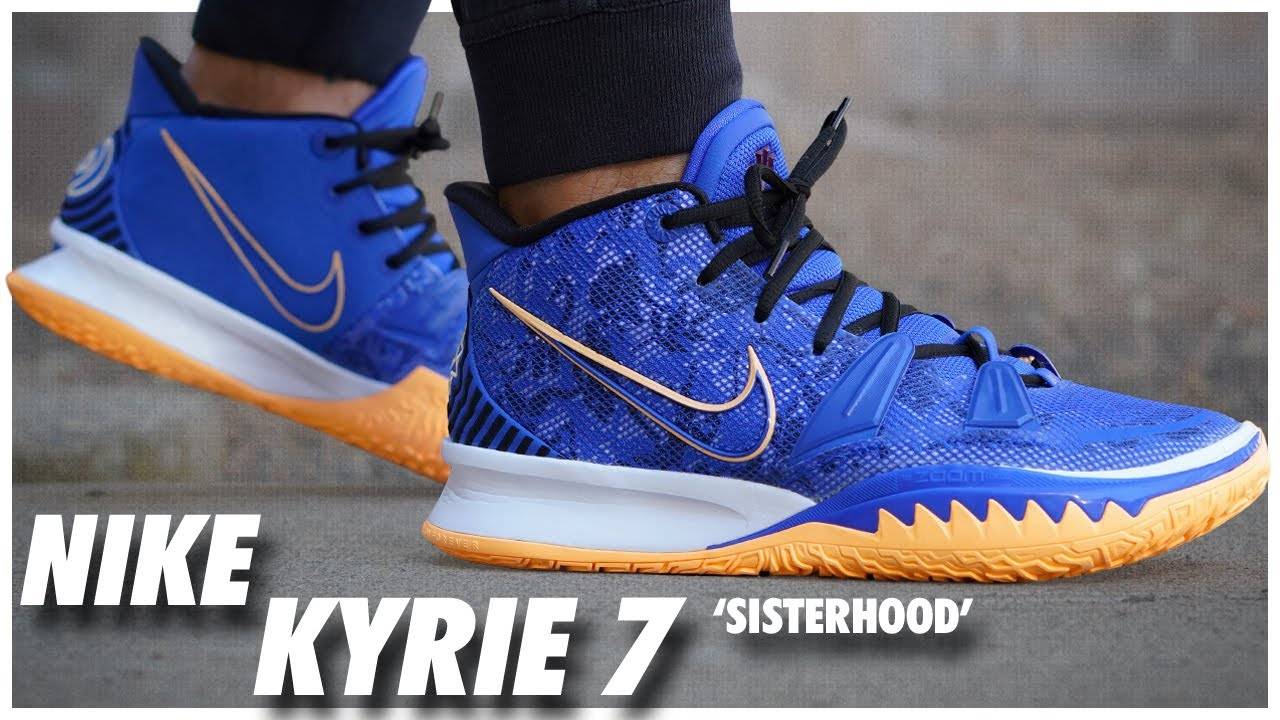 nike kyrie 7 sisterhood