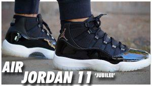 Air Jordan 11 Jubilee