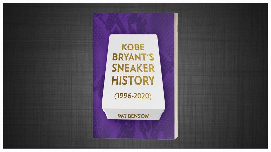 Kobe Bryant Sneaker History Book