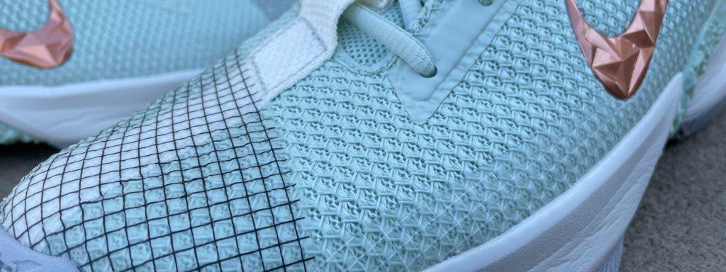 Nike LeBron Ambassador 13 Materials