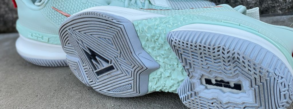 Nike LeBron Ambassador 13 Traction