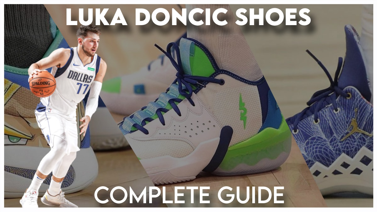 Luka Doncic Shoes