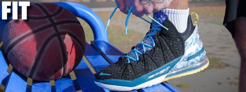 Nike LeBron 18 Fit