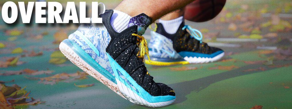 Nike LeBron 18 Overall