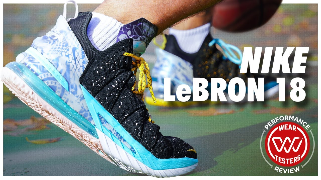Nike LeBron 18 Performance Review
